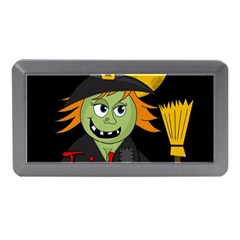 Halloween witch Memory Card Reader (Mini)