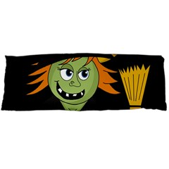 Halloween witch Body Pillow Case (Dakimakura)