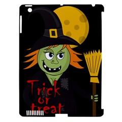 Halloween witch Apple iPad 3/4 Hardshell Case (Compatible with Smart Cover)