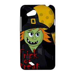 Halloween witch HTC Desire VC (T328D) Hardshell Case