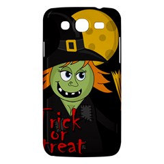 Halloween witch Samsung Galaxy Mega 5.8 I9152 Hardshell Case