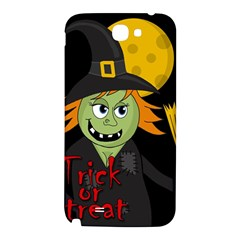 Halloween witch Samsung Note 2 N7100 Hardshell Back Case