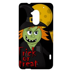 Halloween witch HTC One Max (T6) Hardshell Case
