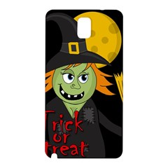 Halloween witch Samsung Galaxy Note 3 N9005 Hardshell Back Case