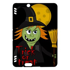 Halloween witch Kindle Fire HDX Hardshell Case