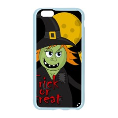 Halloween witch Apple Seamless iPhone 6/6S Case (Color)