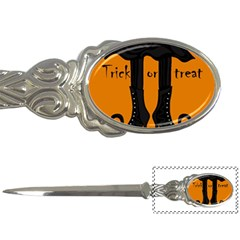 Halloween - witch boots Letter Openers