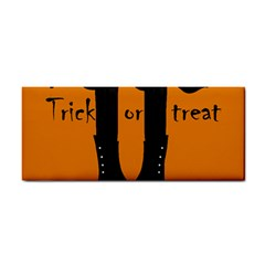 Halloween - witch boots Hand Towel