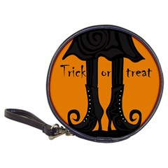 Halloween - witch boots Classic 20-CD Wallets