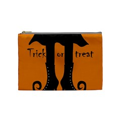 Halloween - witch boots Cosmetic Bag (Medium)