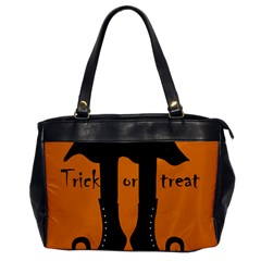 Halloween - witch boots Office Handbags