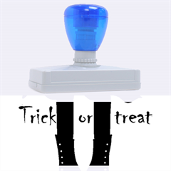 Halloween - witch boots Rubber Address Stamps (XL)