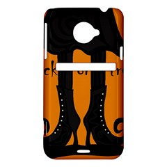 Halloween - witch boots HTC Evo 4G LTE Hardshell Case
