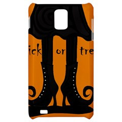 Halloween - witch boots Samsung Infuse 4G Hardshell Case