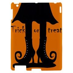 Halloween - witch boots Apple iPad 2 Hardshell Case