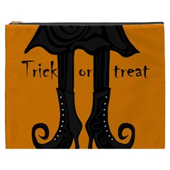 Halloween - witch boots Cosmetic Bag (XXXL)