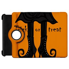 Halloween - witch boots Kindle Fire HD Flip 360 Case