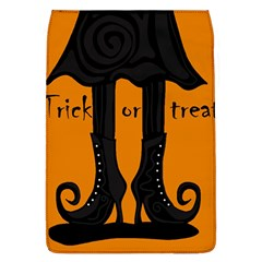 Halloween - witch boots Flap Covers (L)