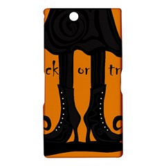 Halloween - witch boots Sony Xperia Z Ultra