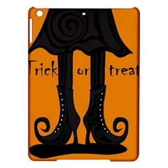 Halloween - witch boots iPad Air Hardshell Cases
