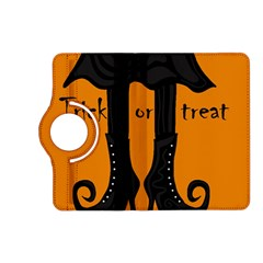 Halloween - witch boots Kindle Fire HD (2013) Flip 360 Case