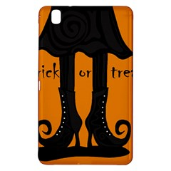 Halloween - witch boots Samsung Galaxy Tab Pro 8.4 Hardshell Case