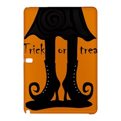 Halloween - witch boots Samsung Galaxy Tab Pro 12.2 Hardshell Case