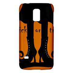Halloween - witch boots Galaxy S5 Mini