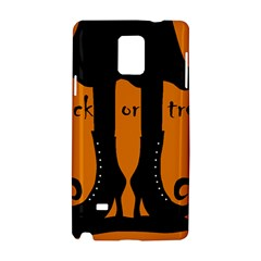 Halloween - witch boots Samsung Galaxy Note 4 Hardshell Case