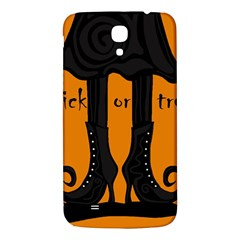 Halloween - witch boots Samsung Galaxy Mega I9200 Hardshell Back Case