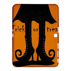 Halloween - witch boots Samsung Galaxy Tab 4 (10.1 ) Hardshell Case