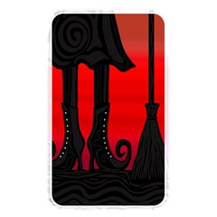 Halloween black witch Memory Card Reader