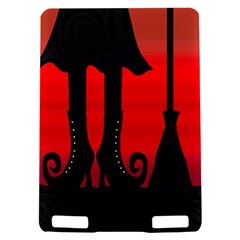 Halloween black witch Kindle Touch 3G