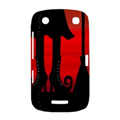 Halloween black witch BlackBerry Curve 9380
