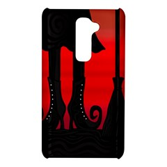 Halloween black witch LG G2