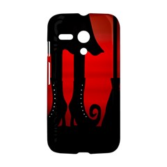Halloween black witch Motorola Moto G