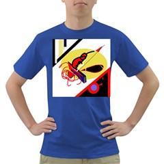 Abstract art Dark T-Shirt