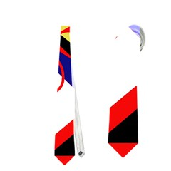 Abstract art Neckties (One Side)