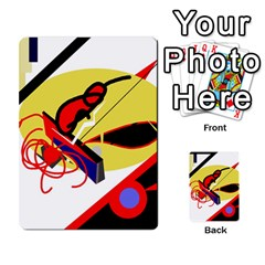 Abstract art Multi-purpose Cards (Rectangle)