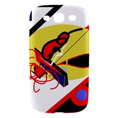 Abstract art Samsung Galaxy S III Hardshell Case
