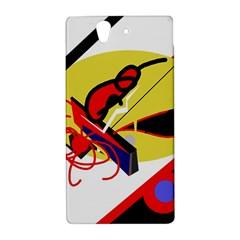 Abstract art Sony Xperia Z