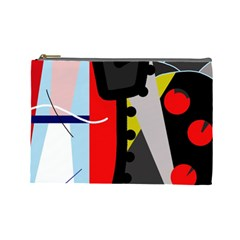 Looking forwerd Cosmetic Bag (Large)