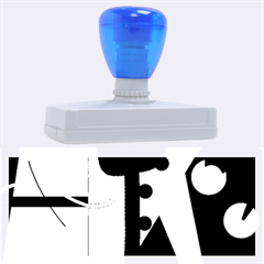 Looking forwerd Rubber Address Stamps (XL)