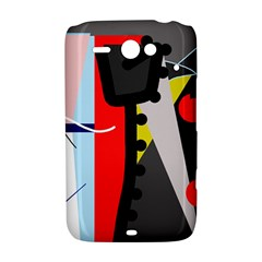 Looking forwerd HTC ChaCha / HTC Status Hardshell Case