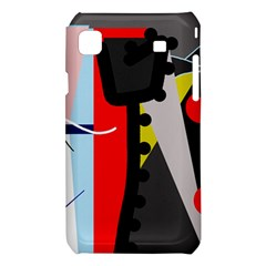 Looking forwerd Samsung Galaxy S i9008 Hardshell Case