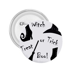 Halloween witch 2.25  Buttons