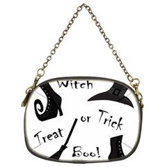 Halloween witch Chain Purses (Two Sides)