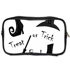 Halloween witch Toiletries Bags 2-Side