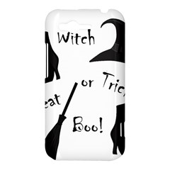 Halloween witch HTC Rhyme