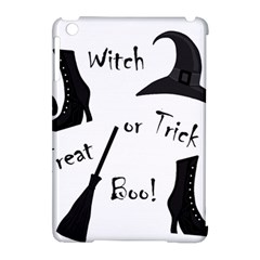 Halloween witch Apple iPad Mini Hardshell Case (Compatible with Smart Cover)
